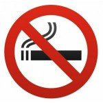 Sticker Interdit / interdiction de boire