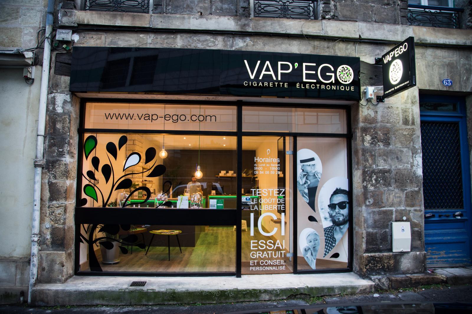 sticker pour professionnels stickers pour boutique de cigarettes lectronique. Black Bedroom Furniture Sets. Home Design Ideas